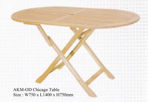 AKM-OD Chicago Table