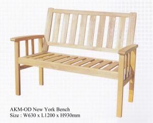 AKM-OD NewYork Bench